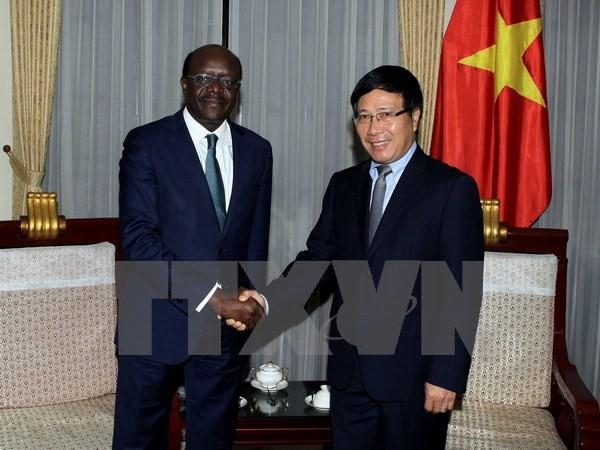 Вьетнам желает продолжить получать содействие ЮНКТАД в процессе интеграции и развития страны - ảnh 1