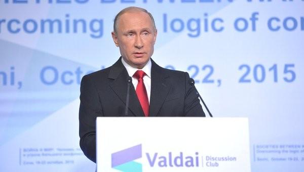 Путин призвал международное сообщество к сотрудничеству в разрешении общих вопросов - ảnh 1