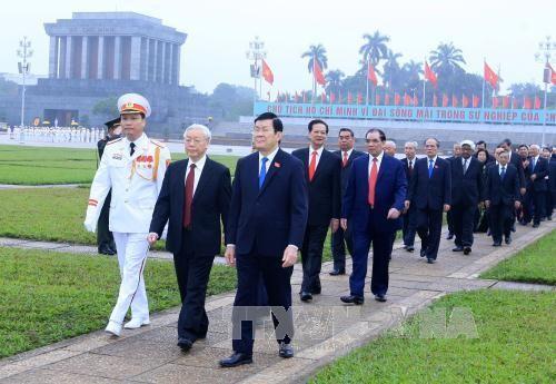 Во Вьетнаме отмечается 70-летие со дня первых всеобщих выборов страны - ảnh 1