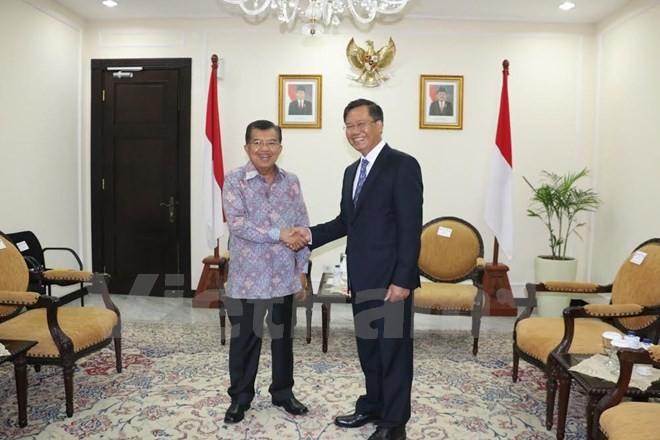Вьетнам и Индонезия расширяют сотрудничество - ảnh 1