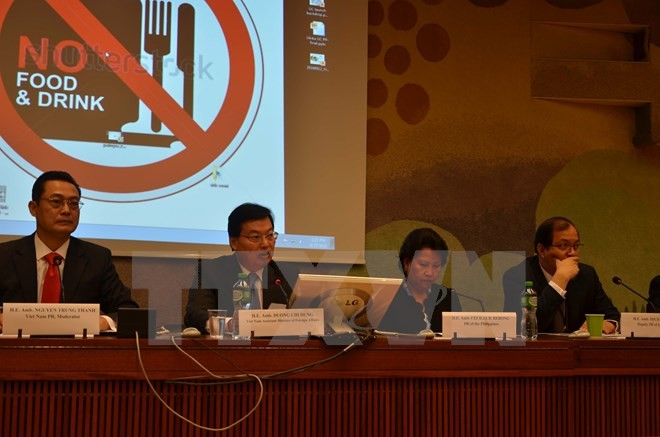 Вьетнам внес активный вклад в работу 33-й сессии Совета ООН по правам человека  - ảnh 1