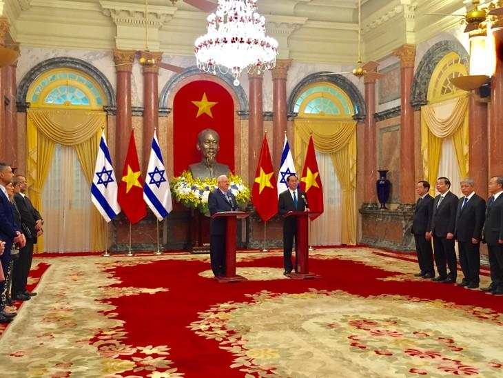 Вьетнам и Израиль отдают приоритет экономическому и научно-технологическому сотрудничеству - ảnh 3