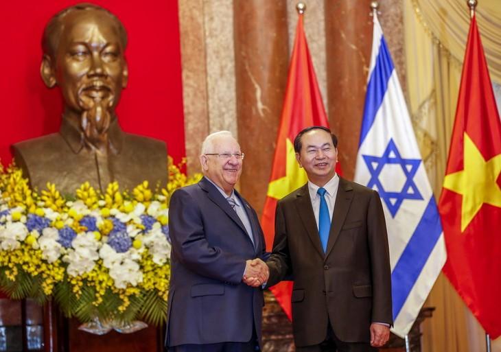 Вьетнам и Израиль отдают приоритет экономическому и научно-технологическому сотрудничеству - ảnh 1