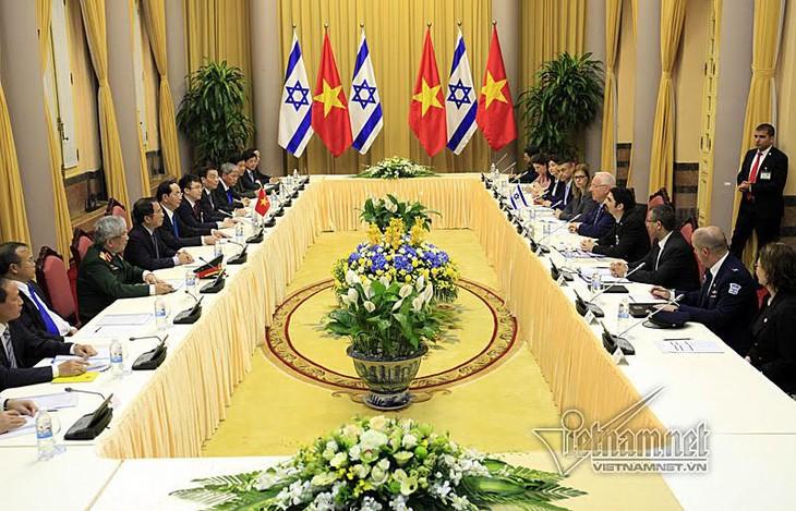 Вьетнам и Израиль отдают приоритет экономическому и научно-технологическому сотрудничеству - ảnh 2
