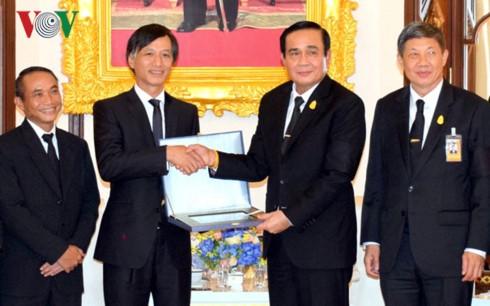 Прают Чан-Оча: таиландско-вьетнамские отношения – наилучший период в истории  - ảnh 1