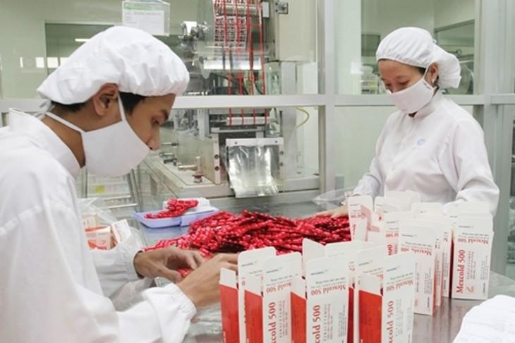 Семинар «Стратегия развития фармацевтической промышленности Вьетнама на период до 2035 года» - ảnh 1