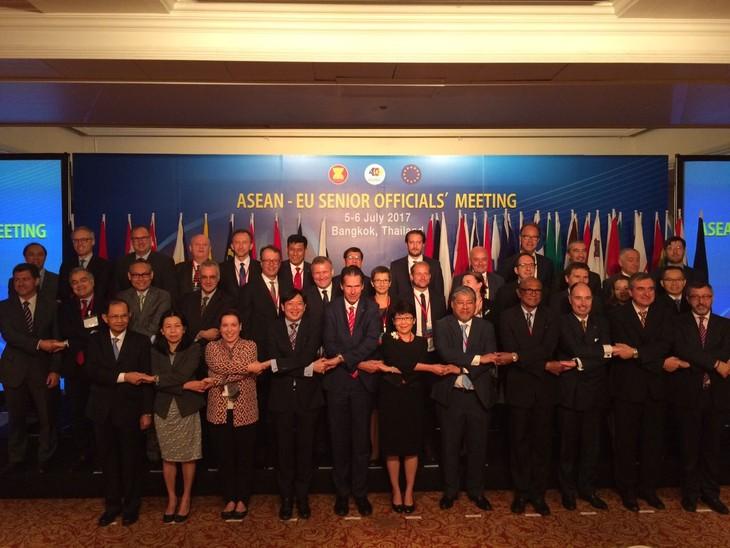 ЕС и АСЕАН активизируют сотрудничество - ảnh 1