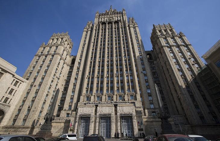 РФ выразила протест Румынии из-за инцидента с авиарейсом Москва - Кишинев  - ảnh 1