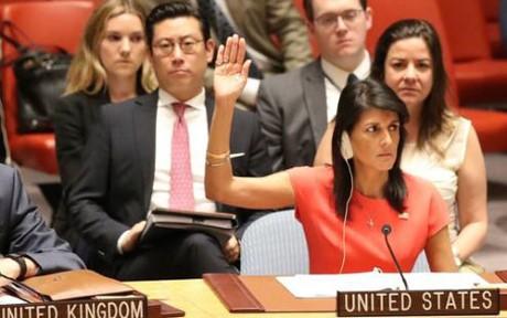 КНДР отвергла санкции ООН и пообещала США решительный ответ - ảnh 1