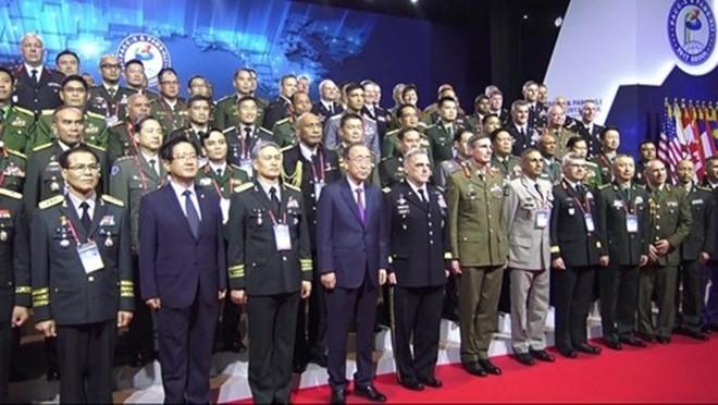 Вьетнам принимает участие в 10-й конференции командующих армиями тихоокеанских стран  - ảnh 1