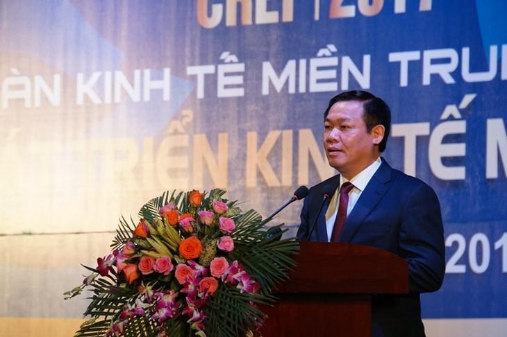 В Дананге прошел второй бизнес-форум центральной части Вьетнама - ảnh 1