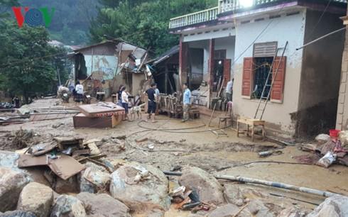 Вьетнам выдвинул инициативу снижения риска стихийных бедствий, вызванных изменением климата  - ảnh 1