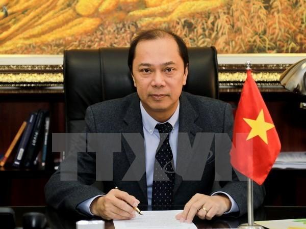 В Маниле состоялось консультационное совещание по подготовке к 31-му саммиту АСЕАН - ảnh 1