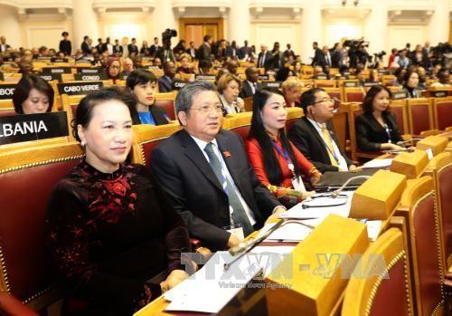 Вьетнам принял активное участие в 137-й ассамблее Межпарламентского союза - ảnh 1