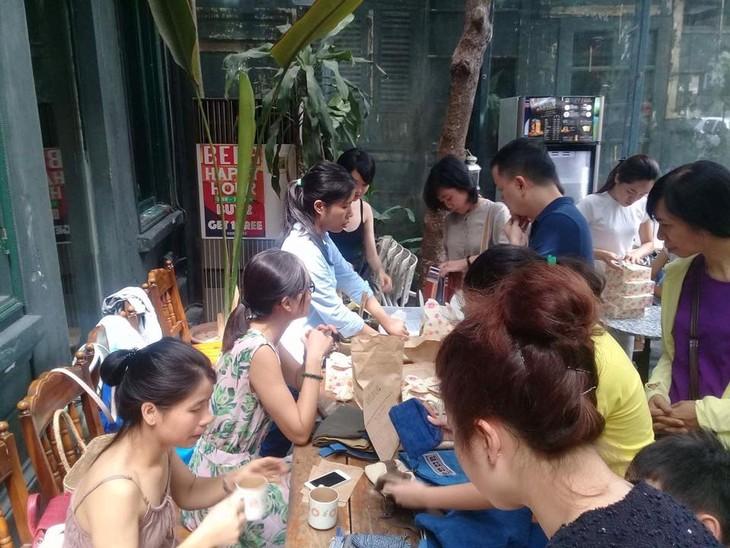 Ханойский веганский мини-фестиваль - ảnh 4