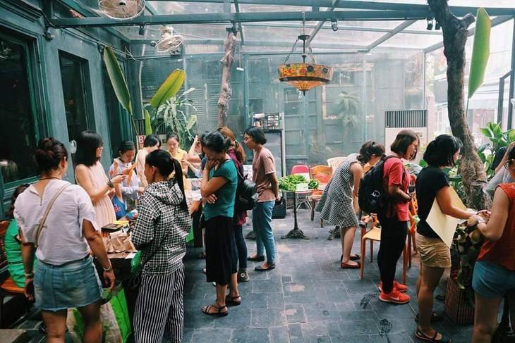 Ханойский веганский мини-фестиваль - ảnh 1