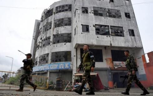 Власти Филиппин объявили об окончании операций против боевиков в Марави - ảnh 1