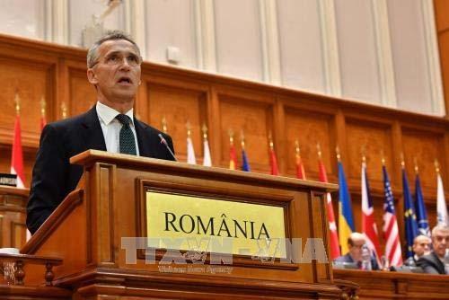 НАТО и Россия обсудили ситуацию в Афганистане и на Украине - ảnh 1