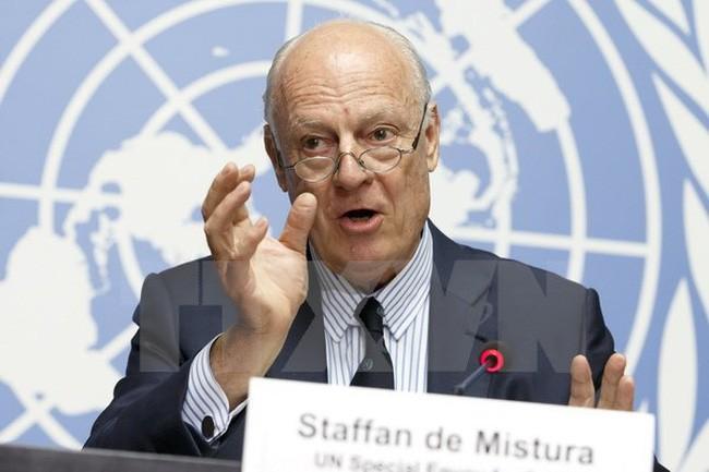 Новый раунд переговоров по Сирии в Женеве запланирован на 28 ноября - ảnh 1