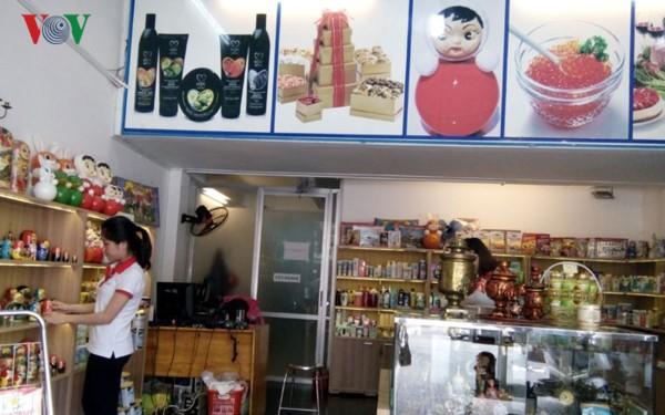 Российские рынки в городе Хошимине - ảnh 2