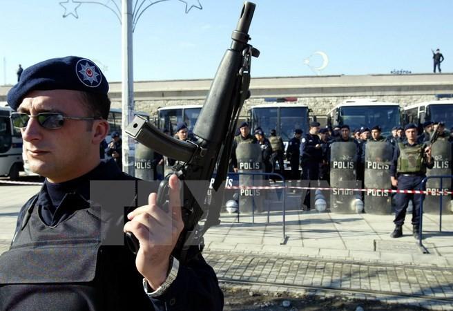 В Турции задержаны 55 человек по подозрению в причастности к терроризму - ảnh 1