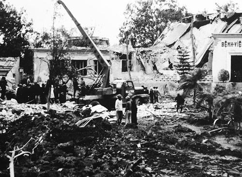 Незабываемые воспоминания о воздушной битве «Дьенбьенфу» над Ханоем в декабре 1972 - ảnh 1