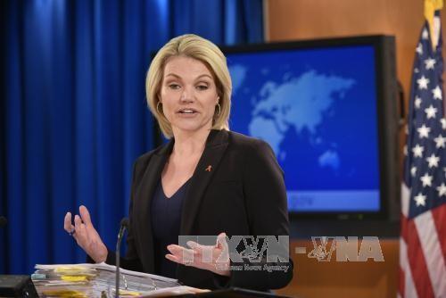 Госдеп: США не отменят санкции, пока Россия не вернёт Крым Украине - ảnh 1