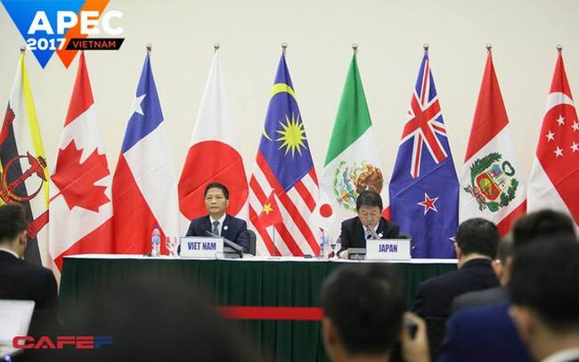 Официальное подписание ВПТТП - исторический поворот в мировой торговле - ảnh 1