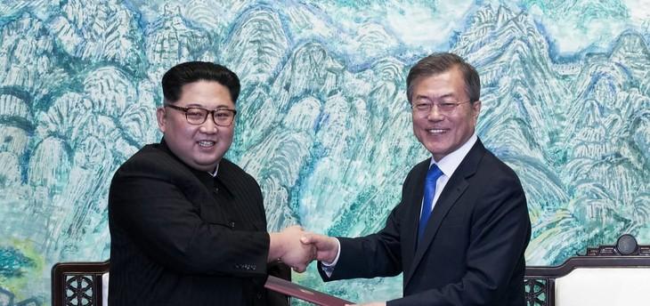 В КНДР отменили встречу с Южной Кореей из-за военных учений с США - ảnh 1