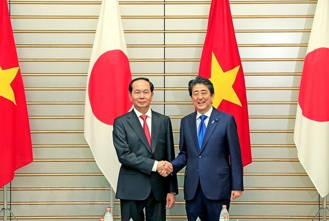 Японские СМИ: Вьетнам и Япония активизируют сотрудничество в разных сферах - ảnh 1