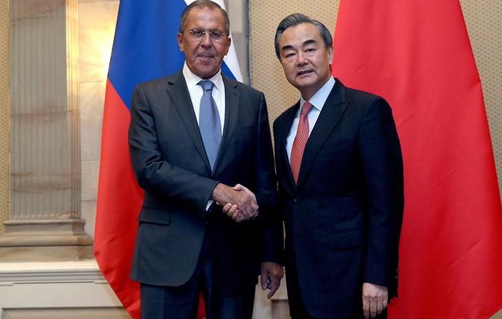 Пекин высоко оценивает предстоящий визит Путина  - ảnh 1