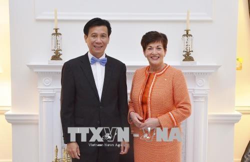 Вьетнам и Новая Зеландия стремятся увеличить объем товарооборота до $1,7 млрд - ảnh 1
