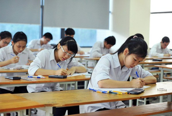 Завершена подготовительная работа к экзамену по окончанию полных средних школ 2018  - ảnh 1