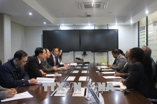 Вьетнам и ЮАР стремятся увеличить объем товарооборота в 2020 г. - ảnh 1