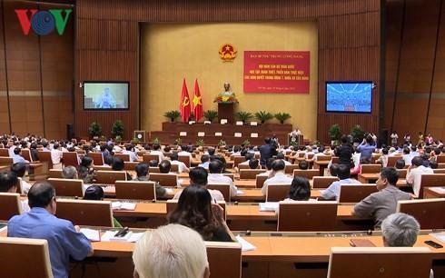 Состоялась конференция по претворению в жизнь резолюции 7-го пленума ЦК КПВ - ảnh 1