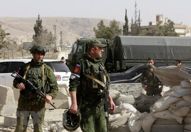 Россия вывела более 1100 военнослужащих из Сирии - ảnh 1