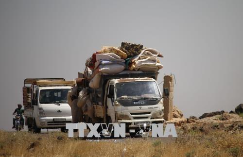 Совбез ООН проведет в четверг экстренное заседание по Сирии - ảnh 1