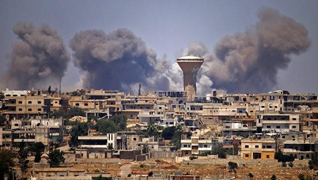 Россия намерена вывести до тысячи человек из Юго-Западной зоны деэскалации в Сирии - ảnh 1