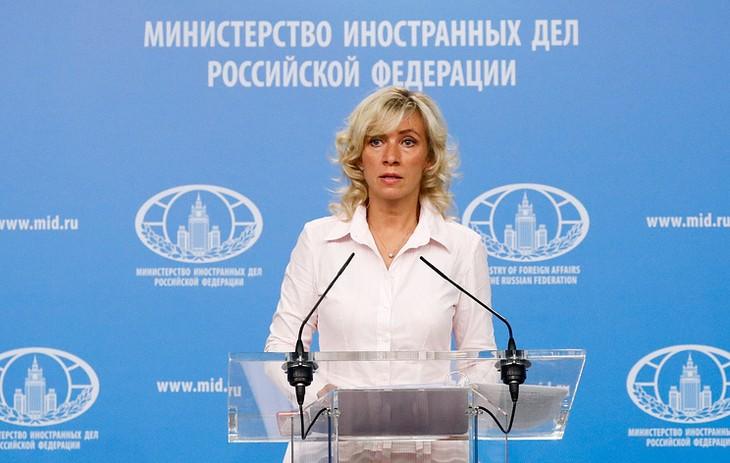 Россия осудила США за задержание россиянки - ảnh 1