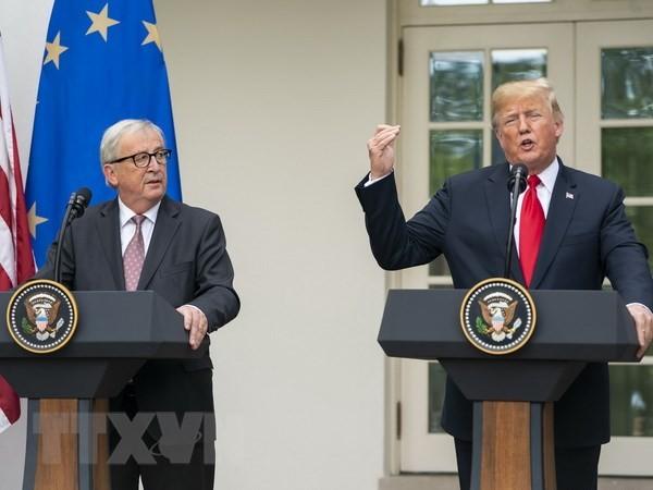Страны Евпропы призывают к реализации договоренности по торговле между США и ЕС - ảnh 1
