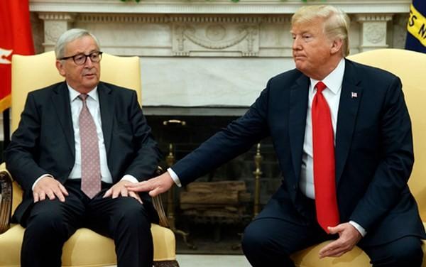США и ЕС выразили взаимную готовность не допустить «торговой войны» - ảnh 1