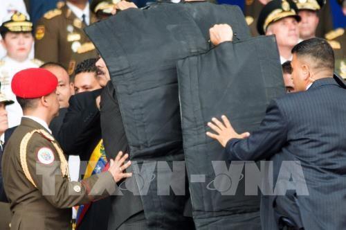 На президента Венесуэлы совершено покушение - ảnh 1
