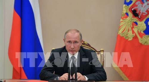 Президент России пока не давал поручений по ответу на санкции США - ảnh 1