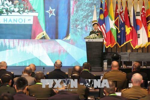 В Ханое открылся 42-й семинар по управлению сухопутными войсками стран Тихого океана - ảnh 1