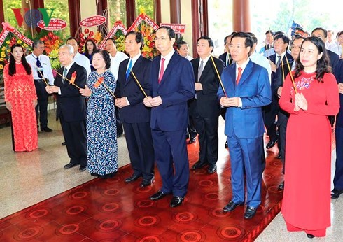 Отмечается 130-я годовщина со дня рождения Президента Тон Дык Тханга - ảnh 2