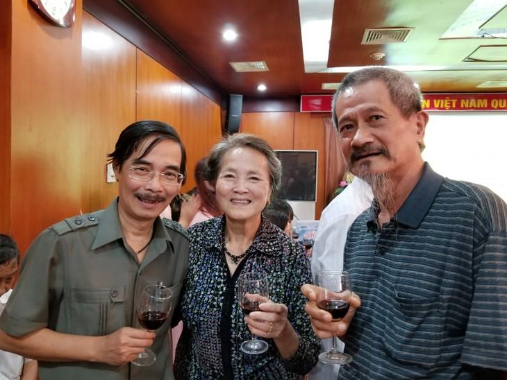 Нгуен Тхи Кует Там: «Я горжусь быть сотрудником радио Голос Вьетнама» - ảnh 1