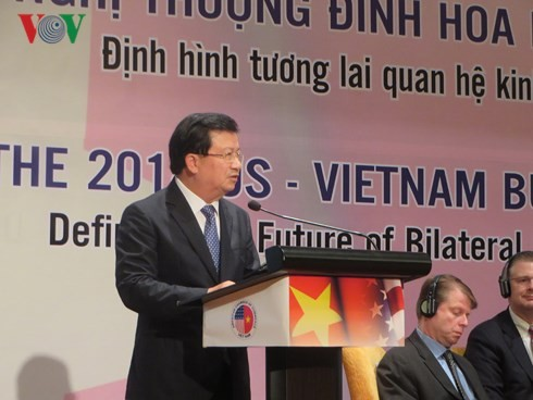 Бизнес-саммит «Формирование будущего экономических отношений между Вьетнамом и США» - ảnh 1