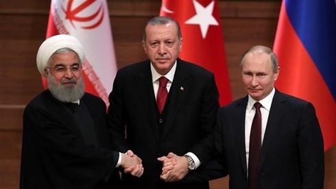 Нарастание напряженности в Сирии - ảnh 1
