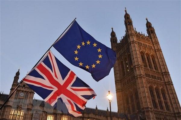 Британия готова выйти из ЕС без соглашения, если не будет достигнута договоренность по ирландской границе - ảnh 1