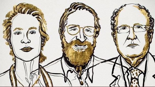 Объявлены лауреаты Нобелевской премии по химии за 2018 год - ảnh 1